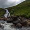 Eas a' Bhradain waterfall
